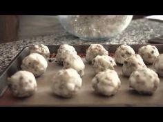 Potato Stuffing Balls