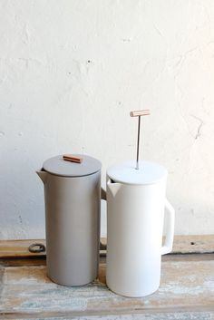 Yield Design Ceramic French Press