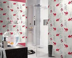 33 besten Badezimmer   Tapeten & Wandgestaltung Bilder auf Pinterest