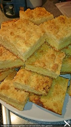 Schneller Streuselkuchen vom Blech