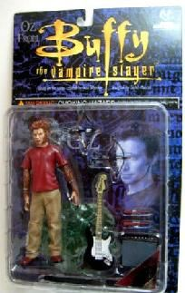 "Werewolf Oz Buffy BTVS Seth Green Moore Collectible Diamond Select 6"" Figure"
