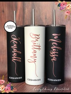 Bridesmaid Gift Rose Gold, Personalized Wine Tumbler, Employee Appreciation Gift, Custom Bridesmaid Gifts, Will you be my Bridesmaid - Cricut projects✍ - Gifts For Wedding Party, Party Gifts, Our Wedding, Dream Wedding, Wedding Ideas, Rustic Wedding, Bridal Parties, April Wedding, Autumn Wedding