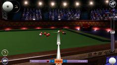 INTERNATIONAL SNOOKER | Developer: Big Head Games | Genre: Sport | Modes: Single & Multiplayer | KISS Release: Out Now