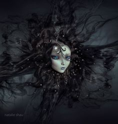 black snow by *NatalieShau on deviantART