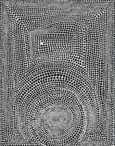 "Saatchi Art is pleased to offer the painting, ""Emerge, SOLD,"" by Jean Alexander Frater. Original Painting: N/A on Acrylic. Size is 0 H x 0 W x 0 in. Textile Patterns, Print Patterns, Textiles, Geometric Patterns, Kunst Der Aborigines, Tachisme, Indigenous Art, Dot Painting, White Art"