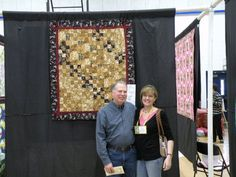Quilt Show: My Oriental 9-Patch
