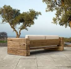 Image result for outdoor furniture couch plans