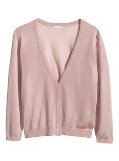 CHEAP PLUS SIZE PINK FINE KNIT CARDIGAN Price : $9.99