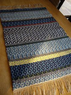 Rosengång weaving -Japan.