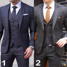 "Gefällt 5,543 Mal, 199 Kommentare - Men | Style | Class | Fashion (@menslaw) auf Instagram: ""1 or 2 ? #menslaw"""