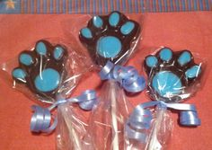 Puppy Love party favor