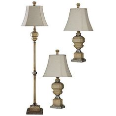 StyleCraft Home Collection Antique Caramel Table Lamp with Fabric Shade (Set of at Lowe's. The small regional lamp company that J. founded in still family owned today and led by CEO Jimmy Webster III, has grown over the past Home Depot, Floor Lamp With Shelves, Floor Lamps, Lamp Cord, Room Lamp, Desk Lamp, Table Lamp Sets, Fabric Shades, Home Collections