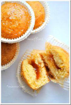 Μαφινς πορτοκαλιογ Cupcake Cakes, Cupcakes, Food Gallery, Cookie Frosting, Marmalade, Muffins, Cookies, Breakfast, Sweet