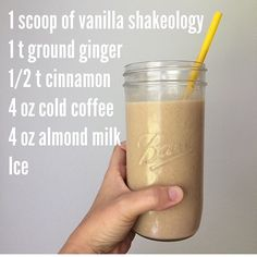 Another one of my favorite Holiday Shakeology recipes