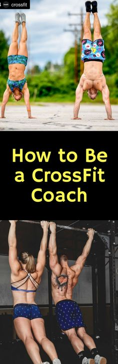 How to Be a CrossFit Coach #crossfit