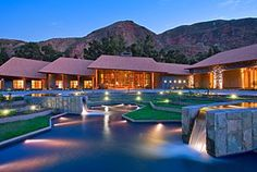 Exclusive offers for the Tambo del Inka Resort & Spa Valle Sagrado, a Luxury Collection hotel in Urabamba, Peru. Book your hotel here for the best rates.