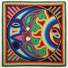 Risultati immagini per art lessons pattern sun and moons