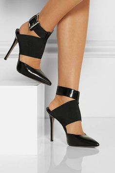 The Daily Find: Michael Kors Aviva Leather Pumps  by The Trend Diaries