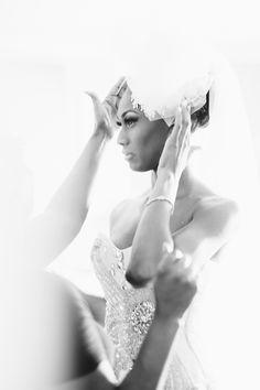 An Elegant Royal Winter Wedding in Nassau, Bahamas - Munaluchi Bridal Magazine Photographer:http://kbobbphotography.com/blog/#sthash.tL8n8a8G.dpbs #blackbrides #wedding