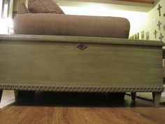 Antique, Vintage, Roos Cedar Chest