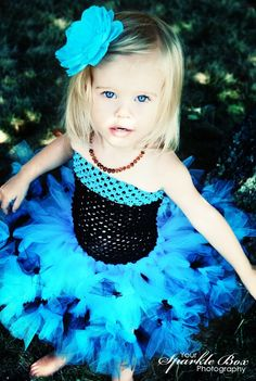 ...but with red and black for a lady bug tutu...@Angie Lindmark Waddell...got tulle for $.77/yd today at Hobby Lobby