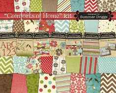 LOTS of free for personal use digital scrapbooking goods!! requires login to download