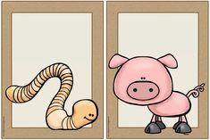 """Englisch in der Grundschule:: Ergänzungsset """"farm animals"""""""
