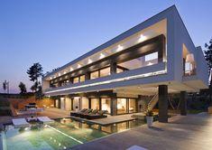 #Beautiful #villa U-Selva at #PGA #Catalunya #Resort near #Barcelona, #Spain
