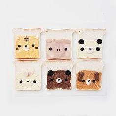 "8,901 Likes, 97 Comments - Anna Chan (@annachaannn) on Instagram: ""Cheese , ham , cream cheese , cream cheese , nutella , peanut butter #foodporn #foodshare…"""