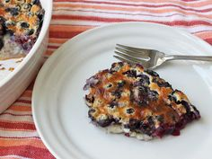 Food Wishes Video Recipes: This Blueberry Clafoutis Didn't Get My Goat (Cheese that is)