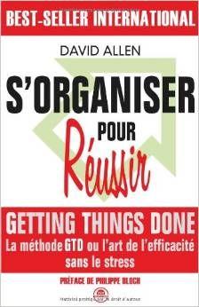 S'organiser pour réussir, surtout en tant que nomade digital ! Bonne lecture et bon courage.  http://amzn.to/1w8x8bw