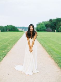 Inspiration at Middleton Place   Dress: Carol Hannah Celestine   Photography: Lucy Cuneo   Creative Direction & Styling: Rebecca Rose Events