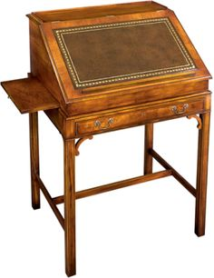 Trosby Furniture Captain's desk?