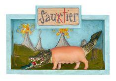 Dinosaur Stuffed Animal, Toys, Animals, Home Decor, Art Gallery, Contemporary Art, Activity Toys, Animales, Decoration Home