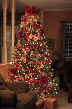 Tracy's Christmas tree 2010