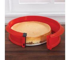 Lekue Springform Pan with Ceramic Plate, 9-inch | CHEFScatalog.com