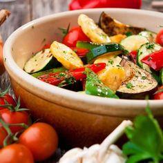 Légumes d'été au four