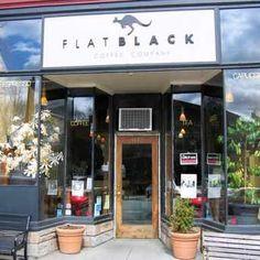 Flat Black Coffee Dorchester, MA