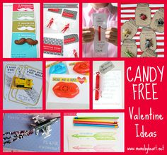 Non-Candy Valentine Ideas (+free shipping offer from Oriental Trading Co.)