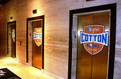 Elevator Doors - Cutouts