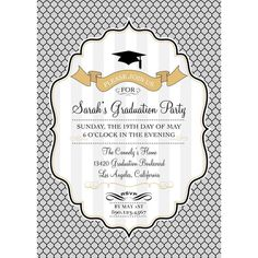 Graduation party invitation templates free printable computer graduation invitation templates free photoshop printable filmwisefo Images