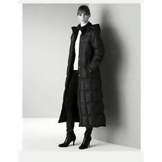 ⛈🌪🌨Nordstrom Puffer Coat Extra long winter puffer coat. All black. Down and feather filled. Comfort mock neck for draft resistance. Hidden placket for clean defined look. Side vent pockets black on black. Purchased at Nordstrom $118                                 💌Off for the season, If interested comment below👇🏻                                                                 Thank you for interest!🕊                                       💌Price Drop 12/4 Nordstrom Jackets & Coats…
