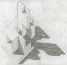 June 21, 3:00pm  Lukas Adrian Buechs.   2009. graphite on vellum