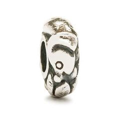 The dog is candid and completely honest. Dogs are generous, unselfish, and very loyal. They are good to stay calm. They will never betray a friend, and they are the first to help those who need their help. - Trollbeads