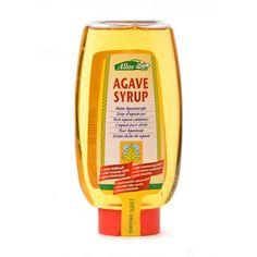 """Sirope de ágave - Loveat!© - #We_Loveat -  Buena solubilidad, en envase botella dispensadora. Endulzante de fructosa que se extrae del cactus mejicano del ágave. Con grandes cantidades de inulina, bajo contenido en calorías, ayuda a regular los niveles de insulina. Tradicionalmente los aztecas recogían el jugo dulce de """"aguamiel"""" de diferentes variedades de ágave. Este se obtiene de plantas de 7-8 años de antigüedad y contiene nutrientes como carbohidratos, vitaminas y aminoácidos."""