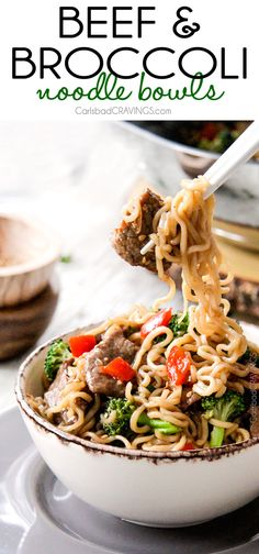 Tender slices of beef that are SO juicy, SO flavorful stir fried and smothered in the most incredible savory sauce with lip smacking noodles. BEST noodles I'VE EVER HAD!