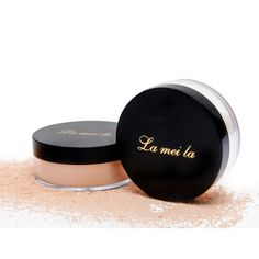 New Arrival 1pcs Women Finishing Powder Pure Mineral Concealer Loose Powder Long Lasting Makeup