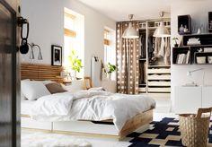Good Headboard IKEA Mandal Bed