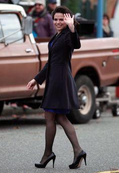 Lana Parrilla, Evil Queen, Evil Regal, Regina Mills, Once Upon A Time