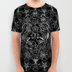 MAGICAL SECULORUM All Over Print Shirt by DIVIDUS | Society6